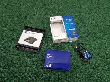 WD External Hard Disk 3TB