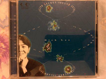 CD:李迪文 Dick Lee《Secret Island》(日本版)