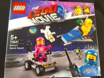 Lego Movie 70841 Benny's Space Squad Warner Bros