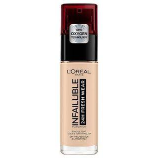 🚚 Loreal Infallible FRESH WEAR 24HR Foundation Golden Sand #200