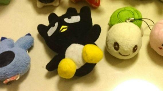 公仔 Soft Toy: XO 仔  Sanrio