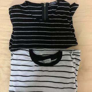 cotton on stripe tops
