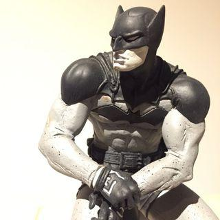 "Batman Black & White Statue Paul Pope 8"" scale"