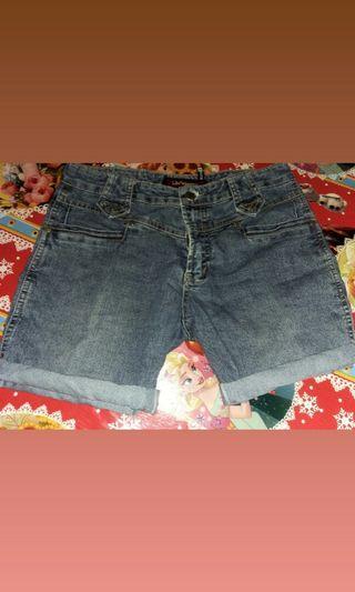 #BAPAU || Celana pendek || Celana lipat