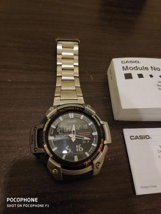 Casio Sports Watch