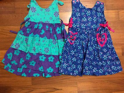 American Good Quality Batik Dresses