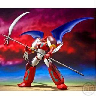 Shin Getter 1 真三一萬能俠 第二彈 全新未開封行版 世界最後之日 Bandai Super Minipla Change Getter Robot