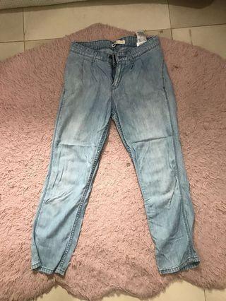 Levi's jeans light blue