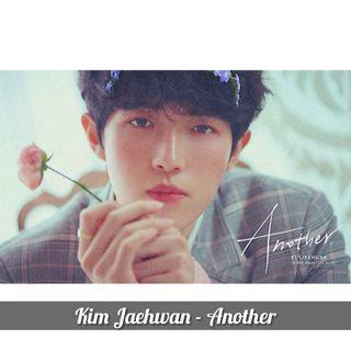Kim Jaehwan - Another album free postage