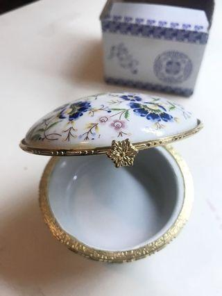 青花瓷化妝鏡