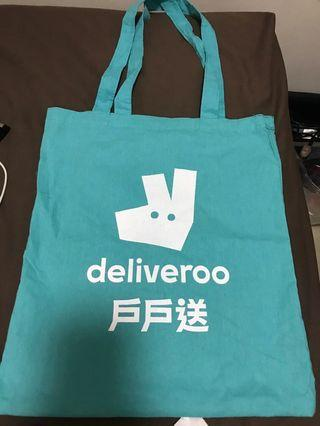 Deliveroo Tote bag