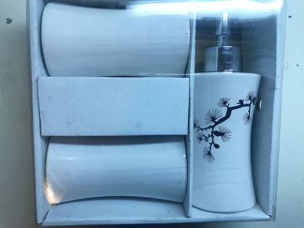 陶瓷盥洗組