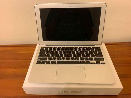 【賣】【二手貨】2016購 MacBook Air 11吋