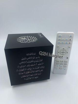 Black Cube Al-Quran Speaker Player