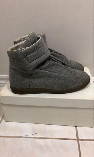 Maison Margiela's High Top Sneakers