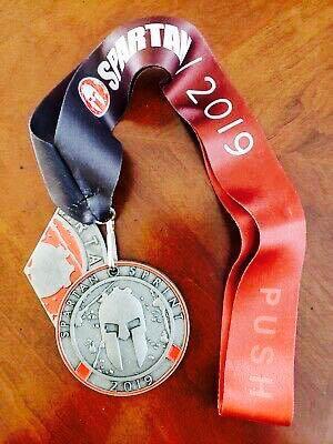 🚚 Spartan Race Medal 2019