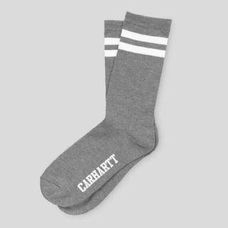 現貨 Carhartt WIP 2018 秋冬 College Logo 中筒襪 長襪 橫條 襪子 保證正品 公司貨