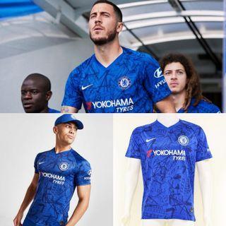 Chelsea 2019/2020 Home Kit