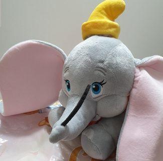 🚚 Disney Dumbo Disneyland Big Plush