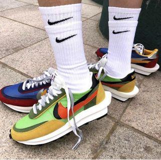 Nike Sacai waffle