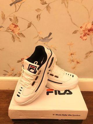 Sepatu fila jual murah