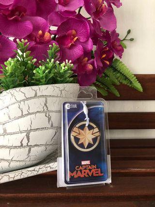 Limited Edition Captain Marvel Ezlink Ezcharm