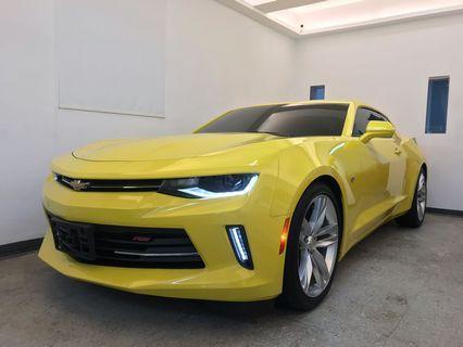 尚群汽車貿易 Chevrolet Camaro RS 大黃蜂金身!