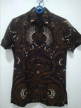 #mauvivo batik Semar