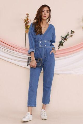 Tjm Kaera Denim Jumpsuit