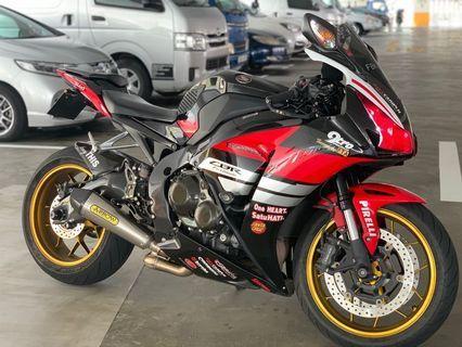 Honda CBR1000RR 16'