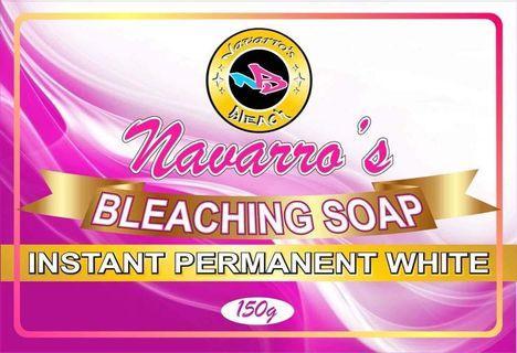 Navarro's Bleaching Soap