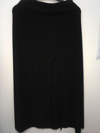 Rok hitam span