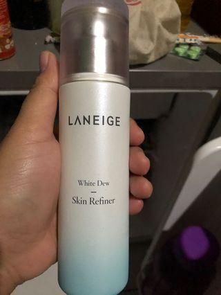 laneige skin refiner
