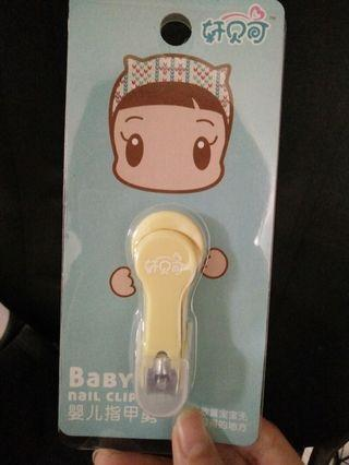 🚚 嬰兒指甲剪