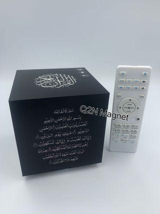Quran Black Cube Speaker 🔈