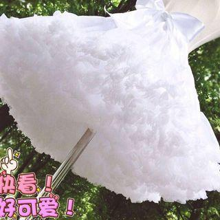 Super Soft Cotton Candy Pannier Hoop Skirt For Lolita or Cosplay