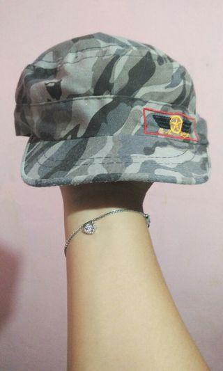 #BAPAU Topi Army anak