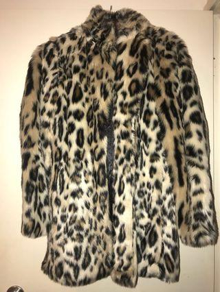 NEON HART WINTER FUR COAT