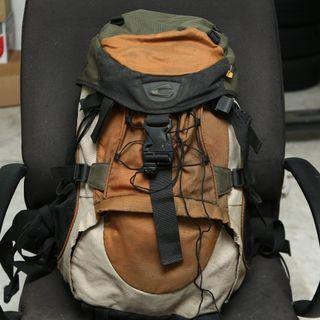 Camel Active Cordura LARGE capacity backpack hiking backpacking