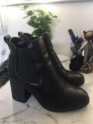 Betts leather boots