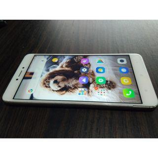 Smartphone android Redmi note 4x 3/16, Putih, ex-kantor