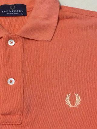 Fred Perry Polo Shirt Made In Japan 🇯🇵