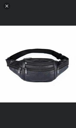 Faux Leather Bum Bag/Fanny Pack