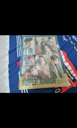 Super Junior 資料夾