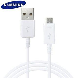 2x ORIGINAL SAMSUNG CHARGING CABLE