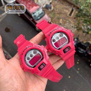 G-SHOCK DW6900 PINK EDITION