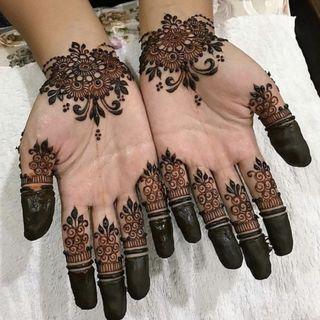 🚚 Raya henna party