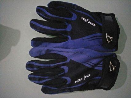 Jigging Master fishing gloves