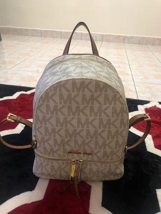 Michael Kors Backpack USED twice only - $235 only