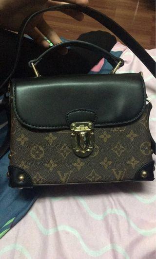 Louis Vuitton Crossbag #GayaRaya #CarouRaya